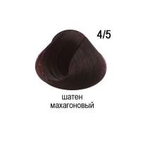 OLLIN COLOR 7/5 русый махагоновый 60мл Перманентная крем-краска для волос