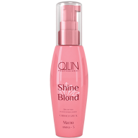 OLLIN SHINE BLOND Масло ОМЕГА-3 50мл