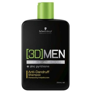 [3D]Men Anti-Dandruff Shampoo-Шампунь против перхоти 250 мл.