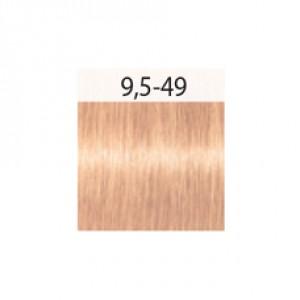 Igora Royal Светлый блондин пастельный перламутровый 9,5-49
