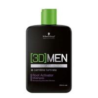 [3D]Men Root Activator Shampoo-Шампунь активатор роста волос-очищение 250 мл.
