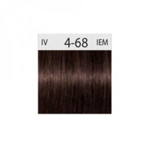 Igora Royal Средний коричневый шоколадный красный 4-68