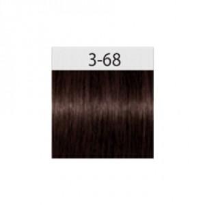 Igora Royal Темный коричневый шоколадный красный 3-68