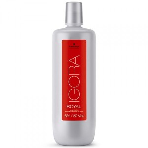 Igora Royal Developer Oil Лосьон-окислитель на масляной основе 6% 1000мл.