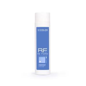 V-COLOR RE FORM Pro 250мл. Кондиционер БАЛАНС ВЛАГИ увлажняющий для сухих волос с аминокислотами пшеницы и полисахаридами.