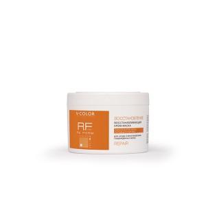 V-COLOR RE FORM Pro 500мл. Крем-маска ВОССТАНОВЛЕНИЕ для поврежденных волос с аминокислотами шелка и липидным комплексом.