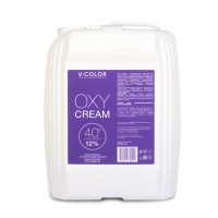 V-COLOR Oxy Cream 12% (40) Крем-перекись с ухаживающим маслом канистра 4л.