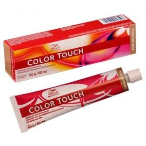 Краска Wella Color Touch Sunlight /18 Жемчужно-пепельный